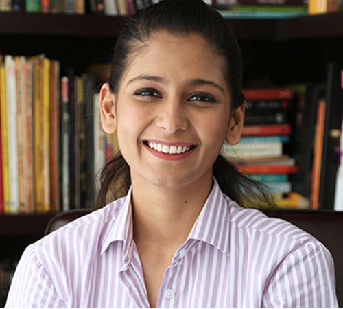 Niyati Kanakia - Director, Olive Trails