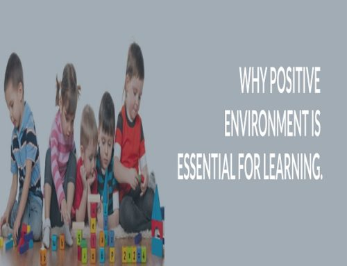 Why positive environment is essential for learning.